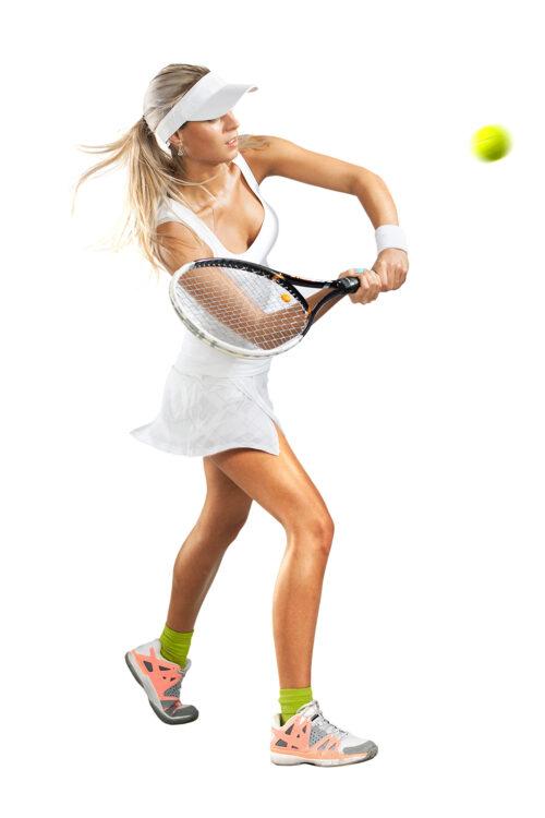 Tenis Sporcu İçecekleri